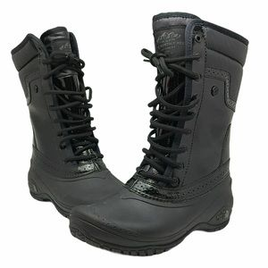 The North Face SHELLISTA MID BOOTS Black